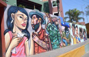 Barranco Lima Peru